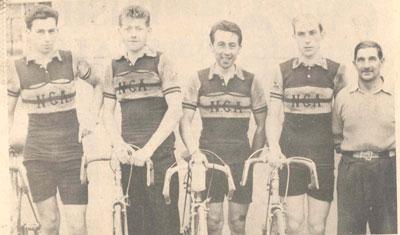 RAS Team 1958 Photo