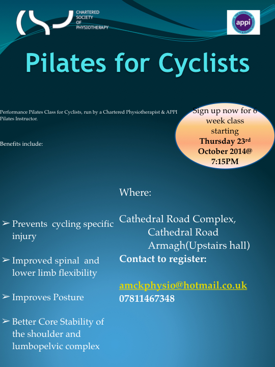 Pilates for Cyclist's – Island Wheelers Cycling Club ...