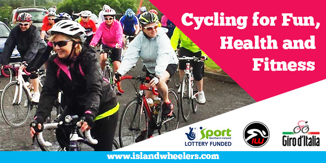 Cycling for Fun, Health and Fitness – Island Wheelers ...