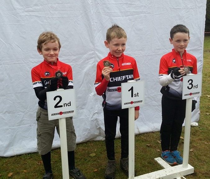 The future is looking good for the Island Wheelers